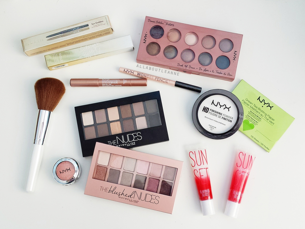July 2015 Beauty Haul