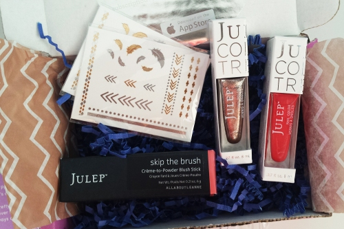 Julep Maven August 2015 Classic with a Twist Box