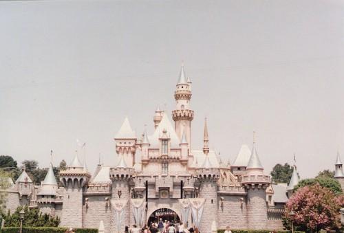 Disneyland by K.