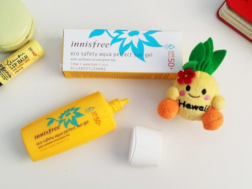 Innisfree Eco Safety Aqua Perfect Sun Gel