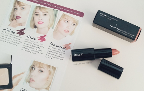 Julep Light on Your Lips in Wink