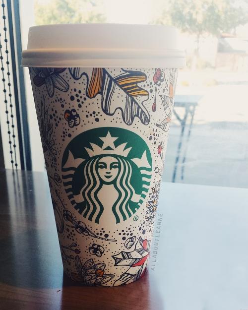 Starbucks Fall 2015 Cup