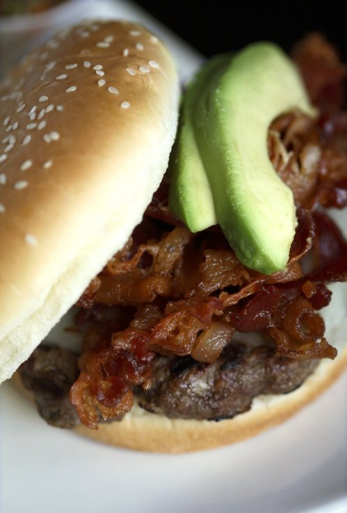 Baja Burgerby Barney's Gourmet Hamburgers (Yelp)