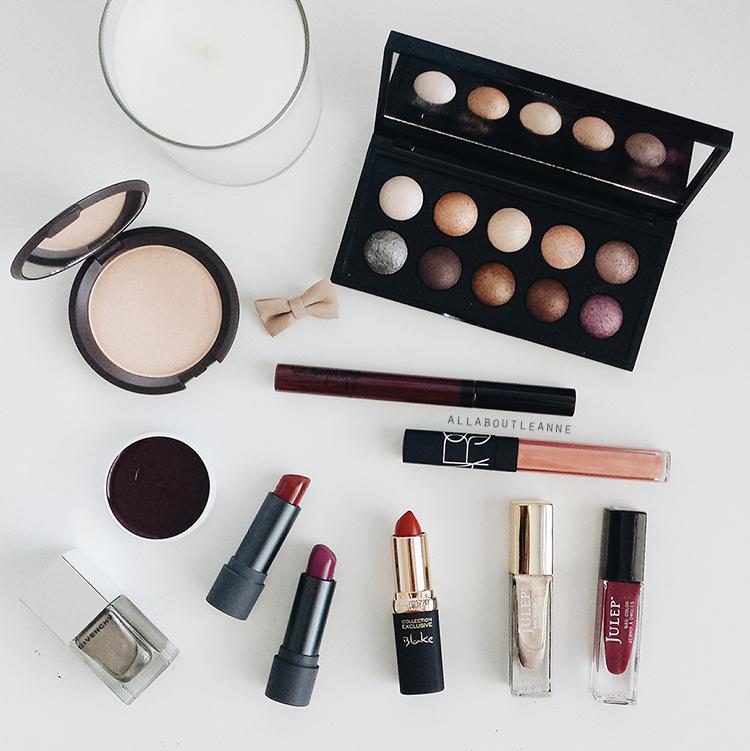 Fall 2015 Makeup Look