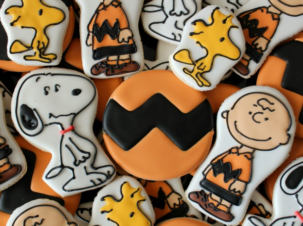 Peanuts Inspired Snacks and Party Ideas