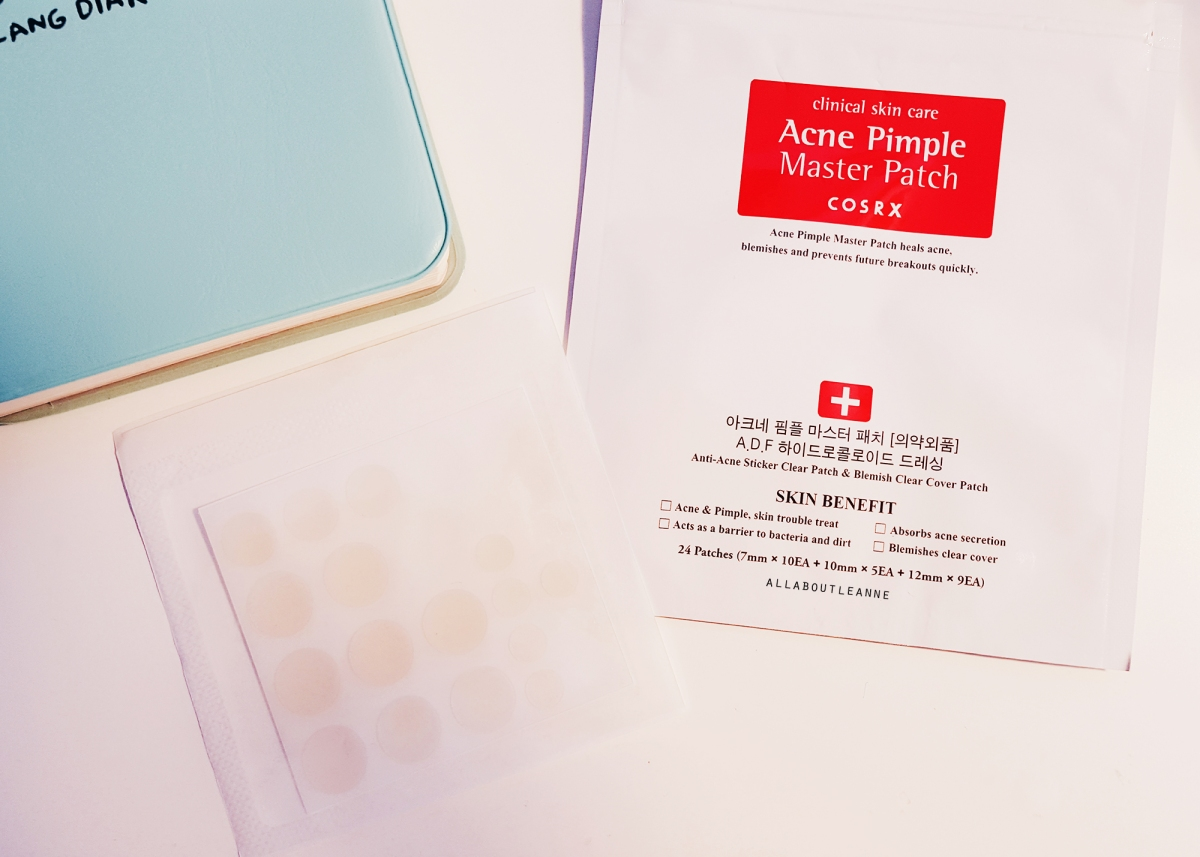 COSRX Acne Pimple Master Patch Review