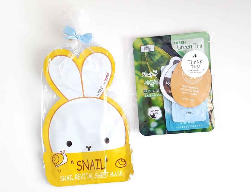 Beauty Box Korea - Cute Packaging
