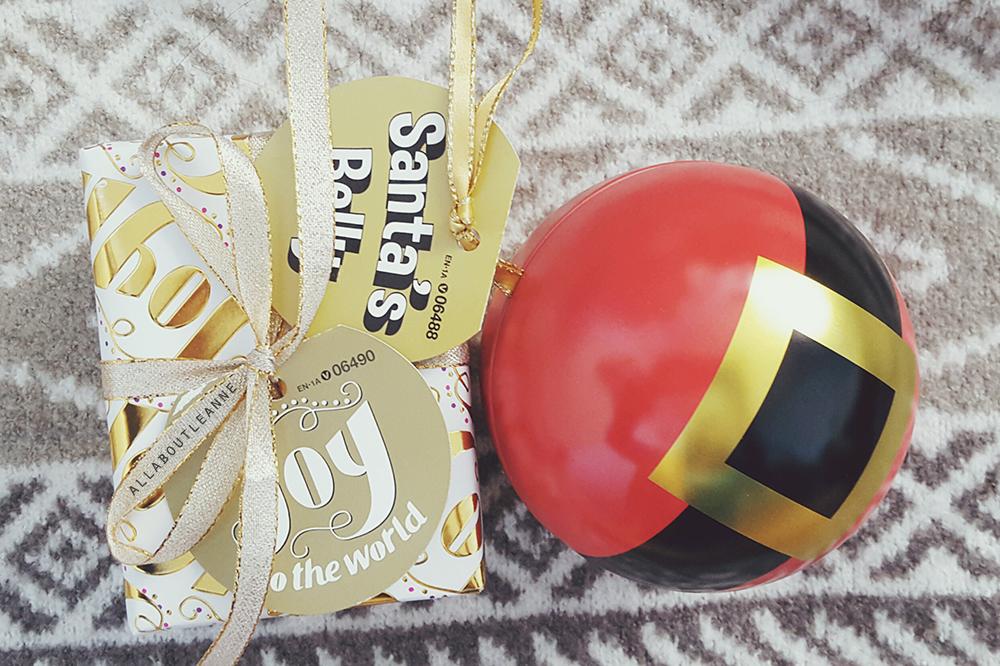 Lush BOGO Picks: Joy to the World + Santa'sBelly