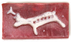 Reindeer Rock Soap