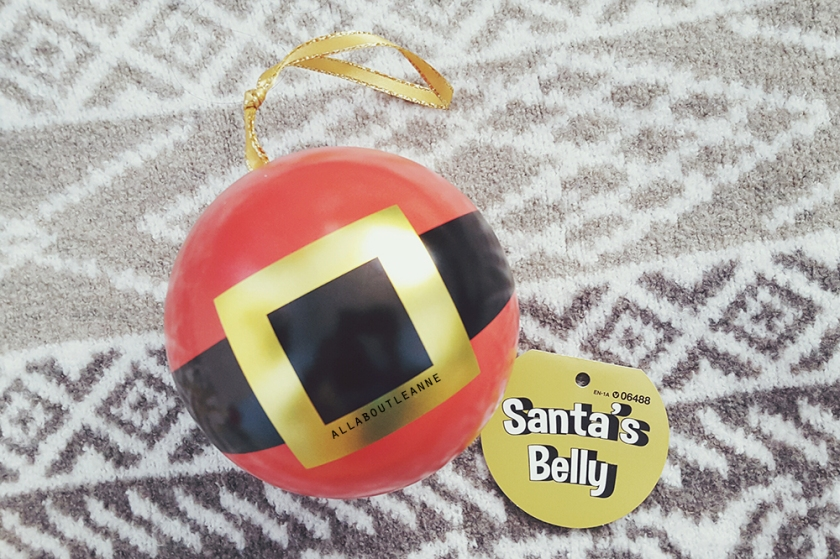 Lush Santa's Belly Gift Set